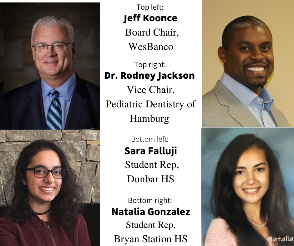 New Board Members and Executive Committee Announced Starting July 1, 2021